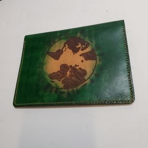 Leather Passport Holder/Pouch
